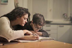 mappe e schemi studio bambini